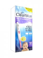 Clearblue Ovulationstest Digital 2 Tage 10 Stück