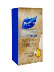 Phyto Color Permanent Color-Treatment Ultra Shine with Botanical Pigments