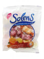 Solens Tender Sugar-Free Candies with Fruit Juices 100g