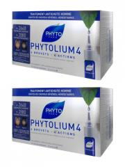 Phyto Phytolium 4 Densifying Treatment Serum Men 2 x 12 Phials