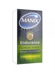 Manix Endurance 14 Condoms