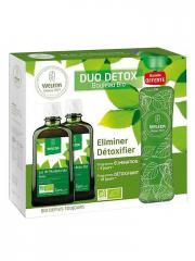 Weleda Duo Détox Birch Juice 2 x 200ml + 1 Free Bottle