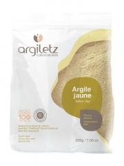 Argiletz Yellow Clay Bath & Face Mask 200g