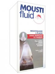 Moustifluid Tropical and Risky Areas Mosquito Net 2 Places