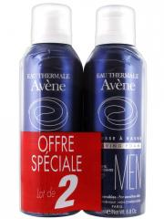 Avène Men Shaving Foam 2 x 200ml