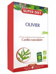 Super Diet Organic Olive Tree 20 Phials