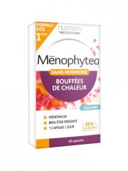 Nutreov Ménophytea Hot Flashes Without Hormone 28 Capsules