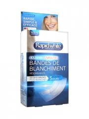 Rapid White Express 5 Minutes Whitening Bands
