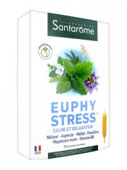 Santarome Euphy Stress 20 Ampoules