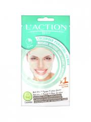 L'Action Paris Masque Institut Concombre Purifiant 1 Masque