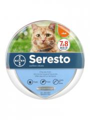Bayer Seresto Collar Cats