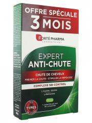 Forté Pharma Anti-Hair Loss Expert 90 Tablets with 1 Month Free