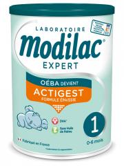 Modilac Expert Actigest 1 From 0 to 6 Months 800g
