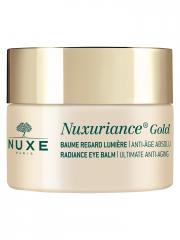 Nuxe Nuxuriance Gold Light Look Balm 15ml