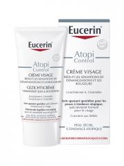 Eucerin AtopiControl Soothing Face Cream 50ml