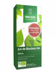 Weleda Jugo de Abedul Detox Orgánico 250 ml Incluyendo 50 ml Disponible