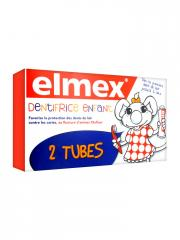 Elmex Child Toothpaste 2 x 50ml
