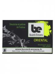 Buvard d'encens Oriental Incense Booklet 36 Sheets