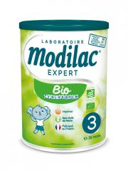 Modilac Expert Bio 3 From 10 Months to 3 Years 800g