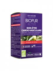 Biopur Active Cardio-Vascular Well-Being 48 Vegetable Capsules