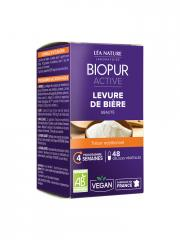 Biopur Active Brewer's Yeast 48 Vegetable Capsules