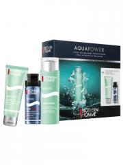 Biotherm Homme Aquapower Set Your Hydration Program