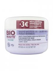 Bio Beauté Anti-Tightness High-Nutrition Balm Sensitive Skins 200ml Special Offer