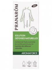 Pranarôm Aromaforce Organic Natural Defenses Solution 30ml
