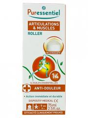 Puressentiel Articulations & Muscles Roller aux 14 Huiles Essentielles 75 ml