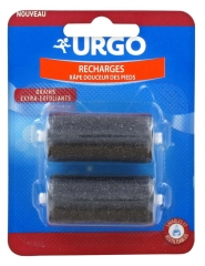 Urgo 2 Recharges Râpe Grains Extra Exfoliants