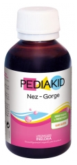 Pediakid Nase - Hals 125 ml