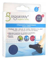 Orgakiddy Chaussons Hygiéniques 1 Paire