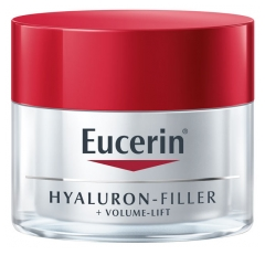 Eucerin Hyaluron-Filler + Volume-Lift Day Care SPF 15 Normal to Combination Skin 50ml
