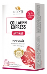 Biocyte Collagen Express Anti-Age Peau Lissée 10 Sticks