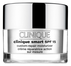 Clinique Smart SPF 15 Custom-Repair Moisturizer Dry to Very Dry Skin 50ml