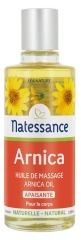 Natessance Arnica Oil Massage Muscle Relaxing Massage And Soothing 100ml