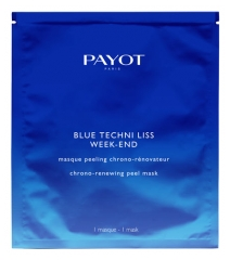 Payot Blue Techni Liss Week-End Peeling Chrono-Rénovateur 1 Masque