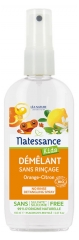 Natessance Kids Démêlant Bio sans Rinçage Orange-Citron 150 ml