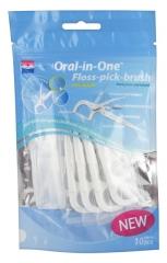Perfect Care BV Oral-in-One 10 Zahnstocher