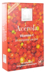 New Nordic Acerola Vitamin C 30 Tabletten