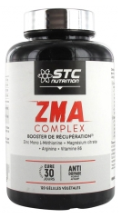 STC Nutrition ZMA Complex Recovery Boost 120 Vegetable Capsules