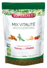 Super Diet Organic Vitality Mix 200g