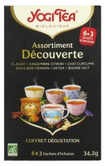 Yogi Tea Finest Selection 6 x 3 Beutel