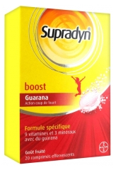 Supradyn Boost Effervescent 20 Tablets