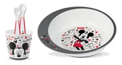 NUK Disney Baby Dishes Set 9 Months and +