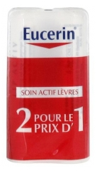 Eucerin Active Care Lips 1 + 1 Free