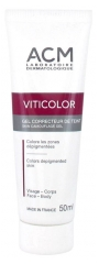 Laboratoire ACM Viticolor Gel Corrector de Tez 50 ml
