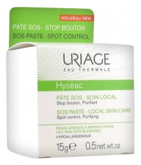 Uriage Hyséac Pâte Sos - Soin Local 15 g