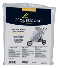 Moustidose Untreated Mosquito Screen Special for Pushchair