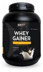 Eafit Construction Musculaire Whey Gainer 750 g